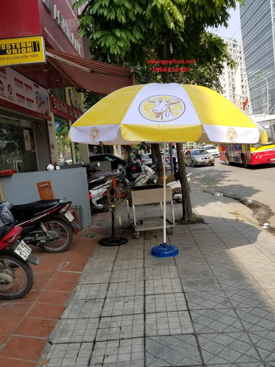 ô dù quảng cáo 3m giá rẻ